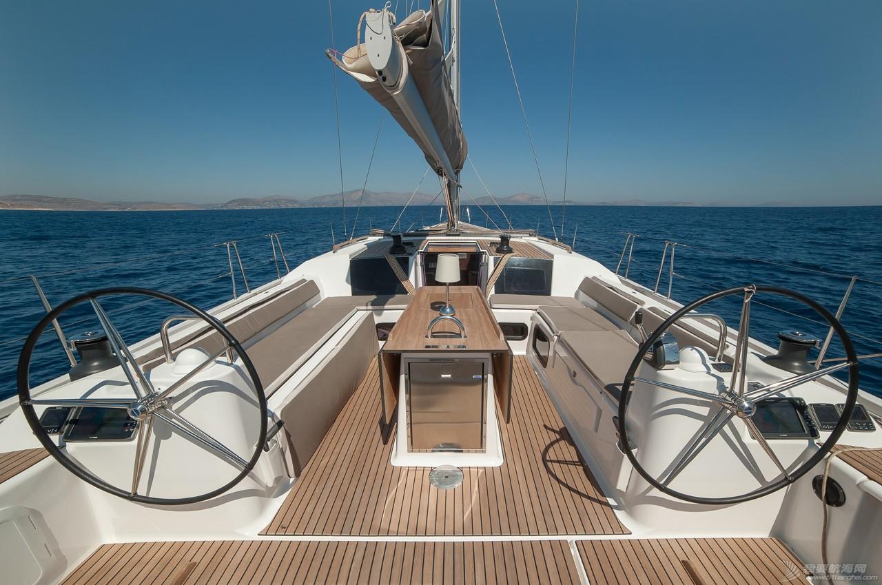 帆船 DUFOUR 560 丹枫560单体帆船 DUFOUR 560