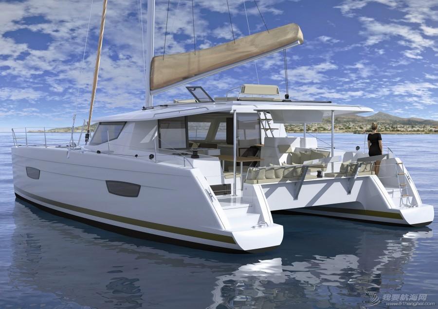 枫丹白露,帆船 Fountaine Pajot HELIA 44 枫丹白露 伊莱 44双体帆船 Fountaine Pajot