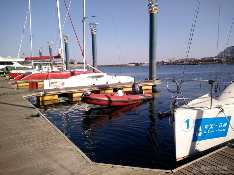 志愿者 我的志愿者生活038: 新的一年,我们还在刷船。 160301.jpg