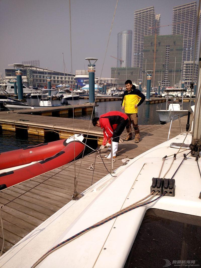 志愿者 我的志愿者生活038: 新的一年,我们还在刷船。 160306.jpg