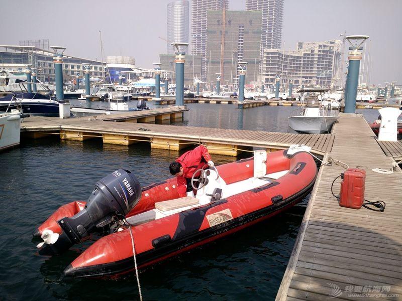 志愿者 我的志愿者生活038: 新的一年,我们还在刷船。 160308.jpg