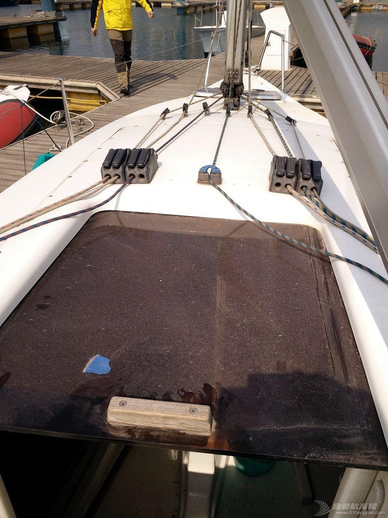 志愿者 我的志愿者生活038: 新的一年,我们还在刷船。 160310.jpg