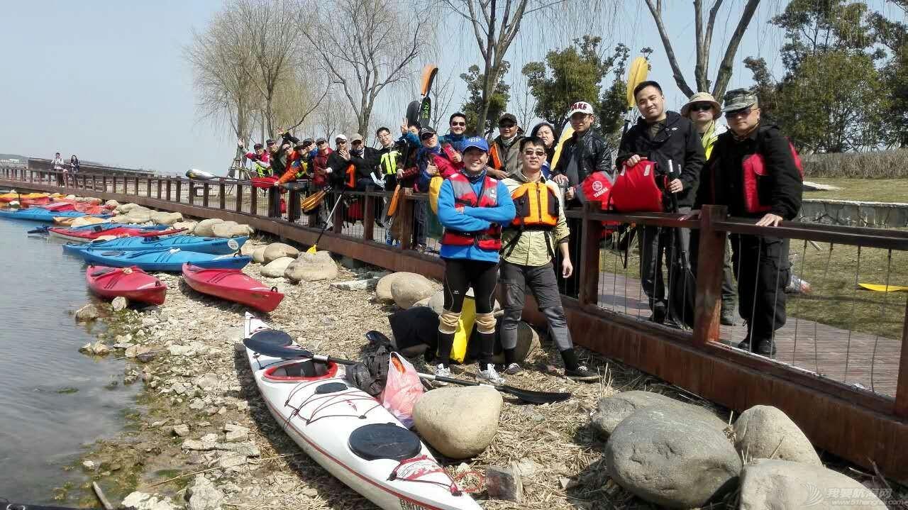 皮划艇,无锡,太湖 无锡君雅皮划艇22人同时穿越太湖贡湖湾 mmexport1456571544212.jpg