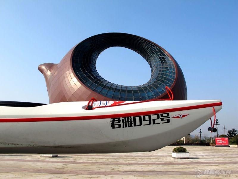 皮划艇,无锡,太湖 无锡君雅皮划艇22人同时穿越太湖贡湖湾 mmexport1456731268100.jpg