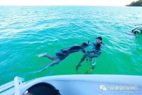 AD航海团  帆船游记12:最艰苦的磨练,KK到仙本那