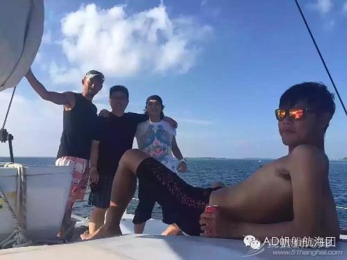 AD航海团 帆船游记13:不舍得离开的天堂渔港仙本那