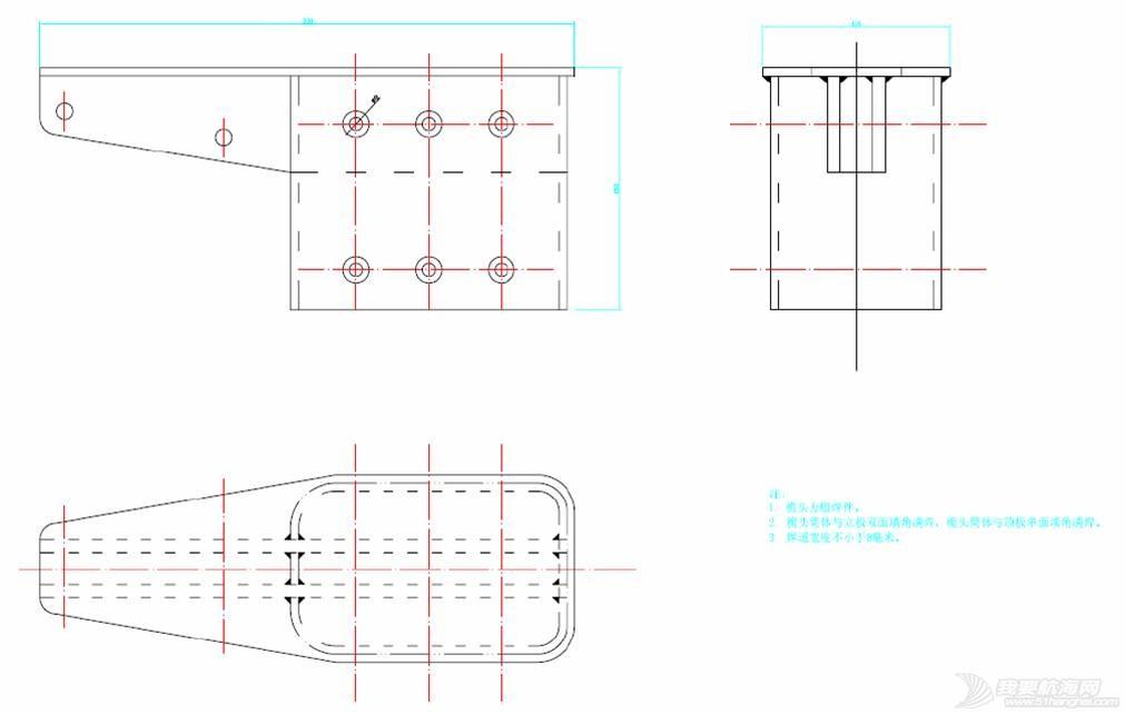 五、桅杆和帆桁上的附件的制作 桅头a.jpg