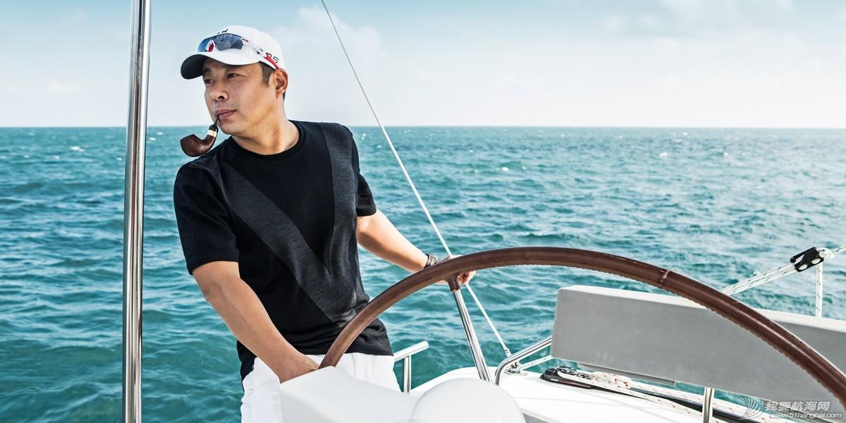 """亚龙湾,大自然,编者按,发起人,白云 媒体关注丨《游艇业》专访冯晖先生:""""自由在你我心中"""" _C6T8768.jpg"""