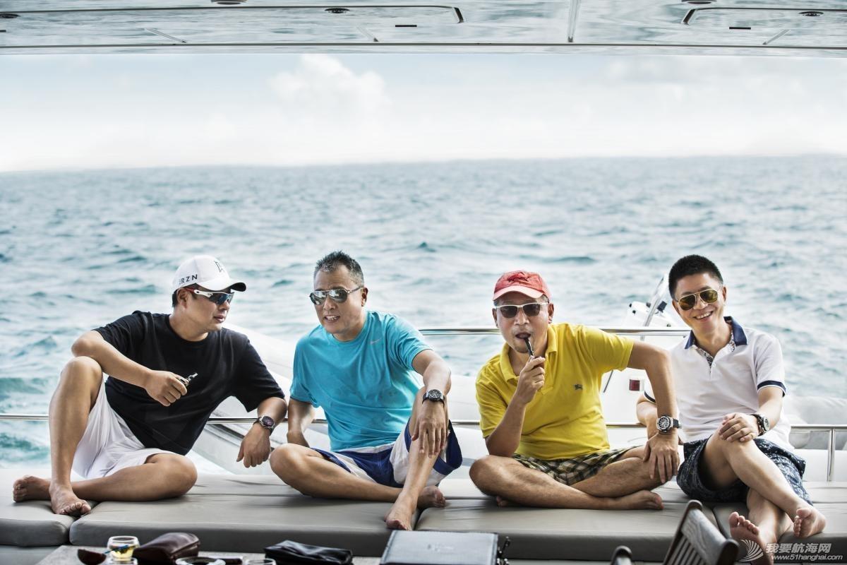 """亚龙湾,大自然,编者按,发起人,白云 媒体关注丨《游艇业》专访冯晖先生:""""自由在你我心中"""" _C6T8909.jpg"""