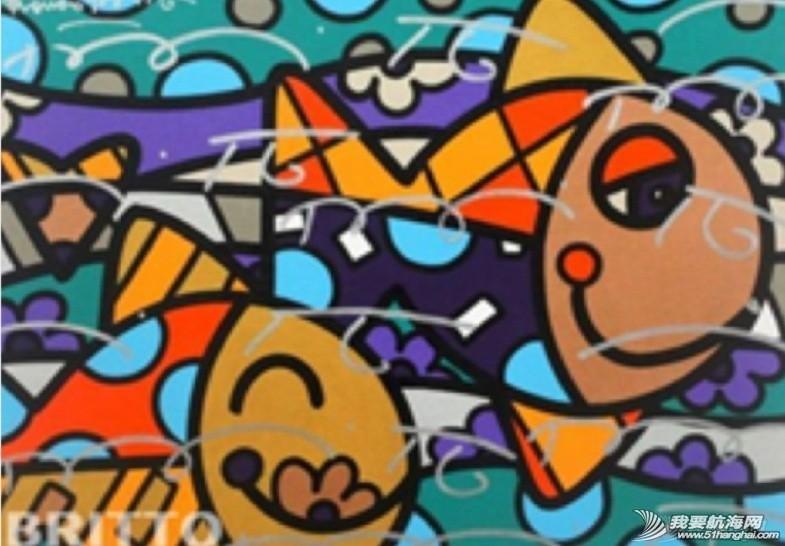 国际艺术,艺术家,组委会,报名费,雕塑家 司南杯大帆船赛1.25万美元拍得画作《Sea Flowers》助海洋慈善计划 230202i01ahe4ffj85jafu.jpg.thumb.jpg