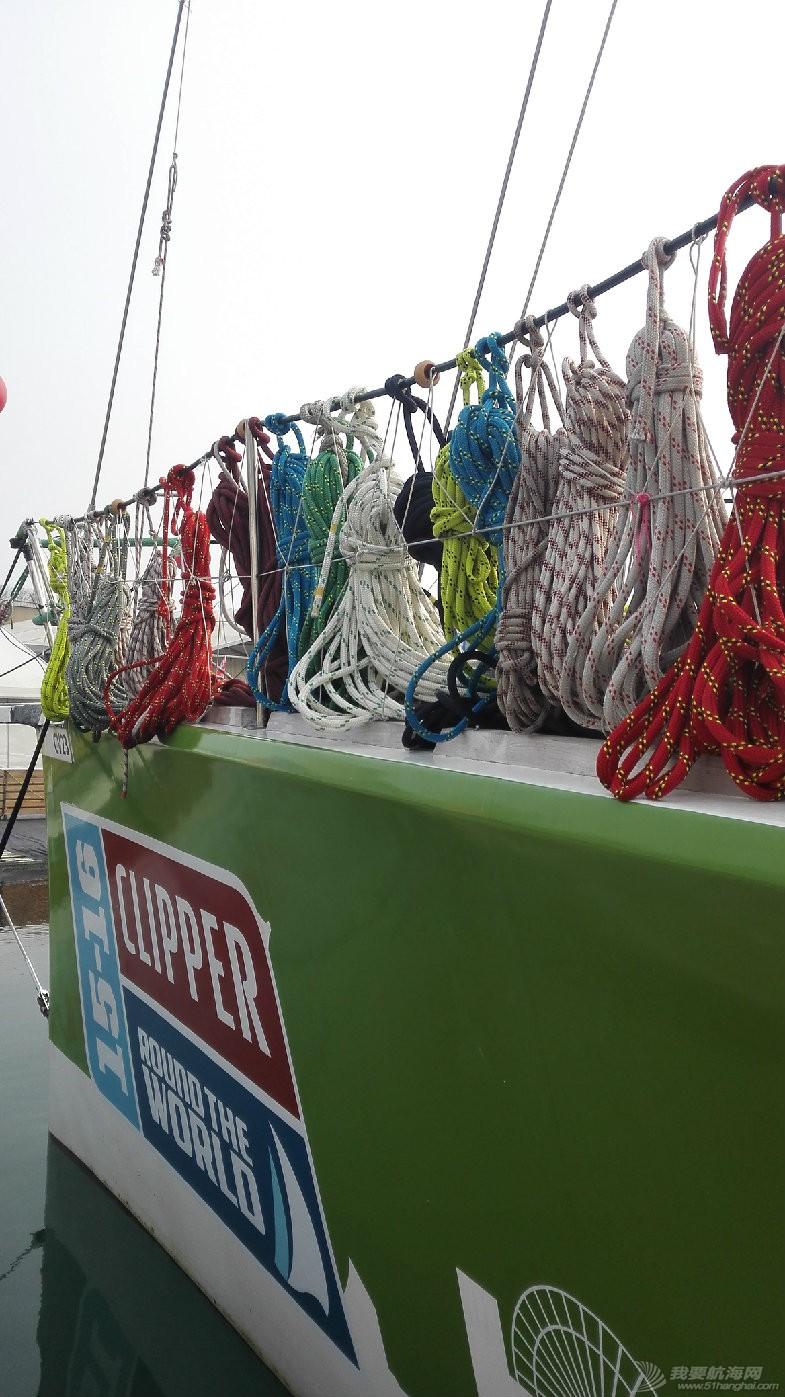 青岛,浮山,如何,赛事,水手 2015-2016克利伯环球帆船赛青岛站第3天