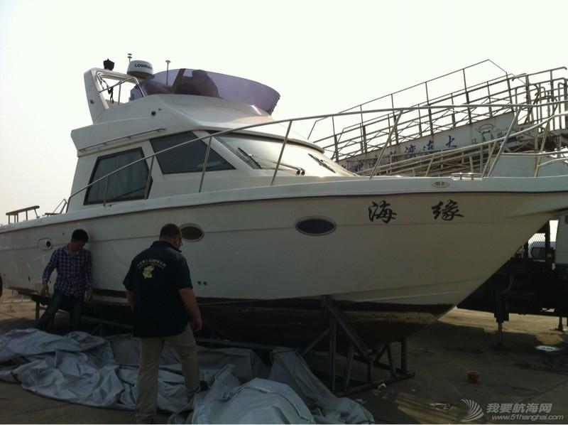 32尺飞桥休闲钓鱼艇
