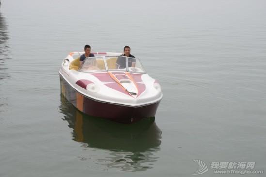 国产喷泵运动艇