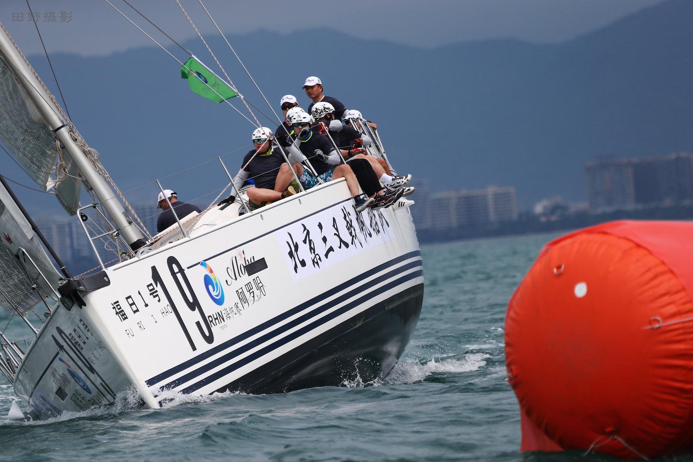 田野镜头里的海帆赛-暨2016阿罗哈杯环海南岛国际大帆船赛2、3日
