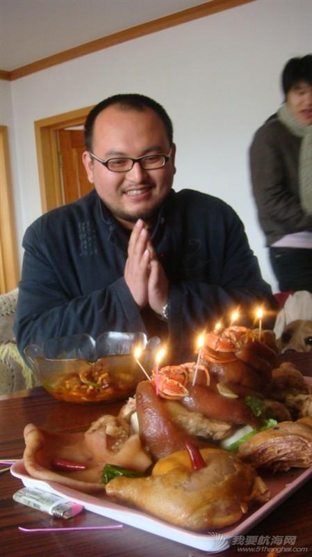 志愿者,一个人,生日 我的志愿者生活040:一个人也要过生日 psb.jpg