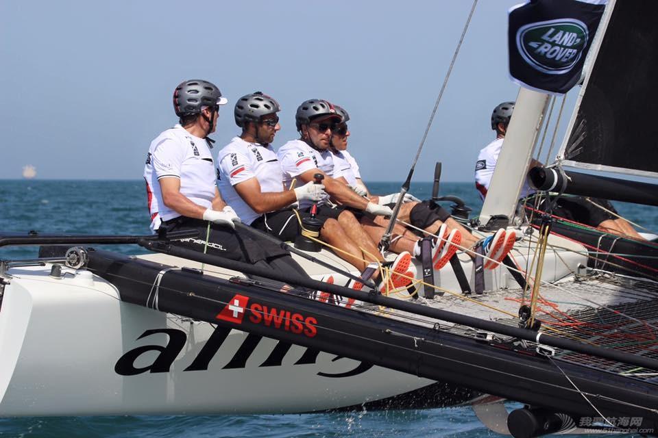 新赛季,拉尔森,Series,代表队,东道主 极限帆船赛即将在阿曼拉开帷幕! Alinghi-9.jpg