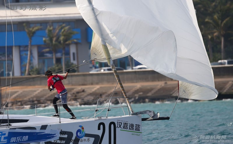 田野镜头里的海帆赛-暨2016阿罗哈杯环海南岛国际大帆船赛第4日