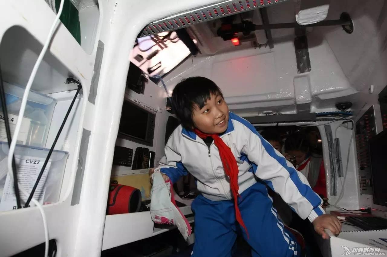 帆船体验丨千余名学生登船感受帆船魅力,克利伯环球帆船赛青岛站登船体验活动举行 b830023a9c5b950bd06b998306122489.jpg
