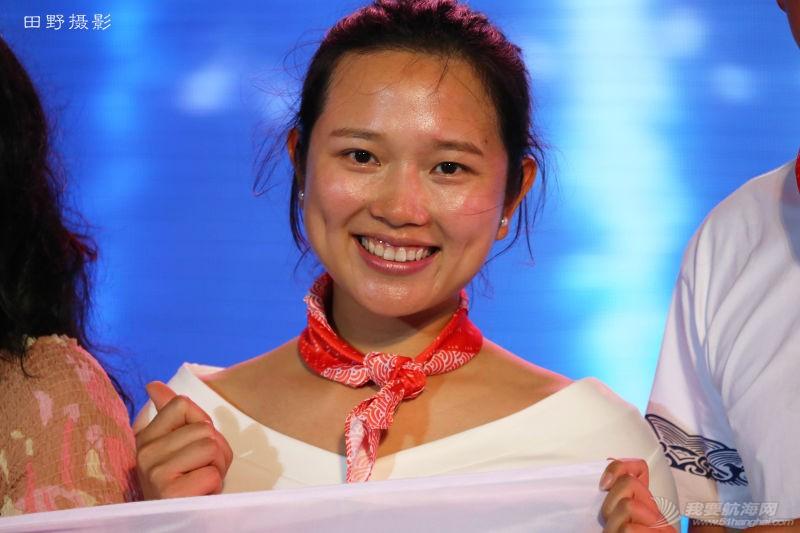 海南岛 2016阿罗哈杯环海南岛大帆船赛颁奖晚会---得奖的人是幸福的[田野摄影]