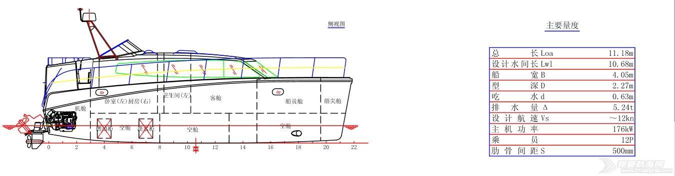 发动机,进口,欧洲,主机 换大船忍痛转让37尺豪华三体游艇/欧洲设计/进口主机/功能齐全/温馨舒适-海上的家 渚ц鍥