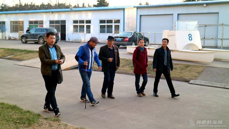 志愿者 我的志愿者生活041:王依欣先生来基地考察 16032101.jpg