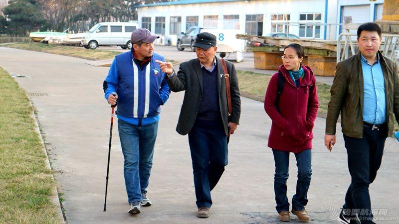 志愿者 我的志愿者生活041:王依欣先生来基地考察 16032102.jpg