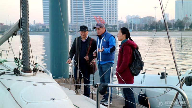 志愿者 我的志愿者生活041:王依欣先生来基地考察