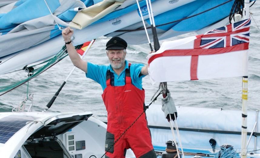 克利伯,西蒙-帕克 你所不知的克利伯环球帆船赛