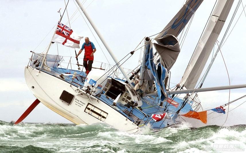克利伯,西蒙-帕克 你所不知的克利伯环球帆船赛 Sailing