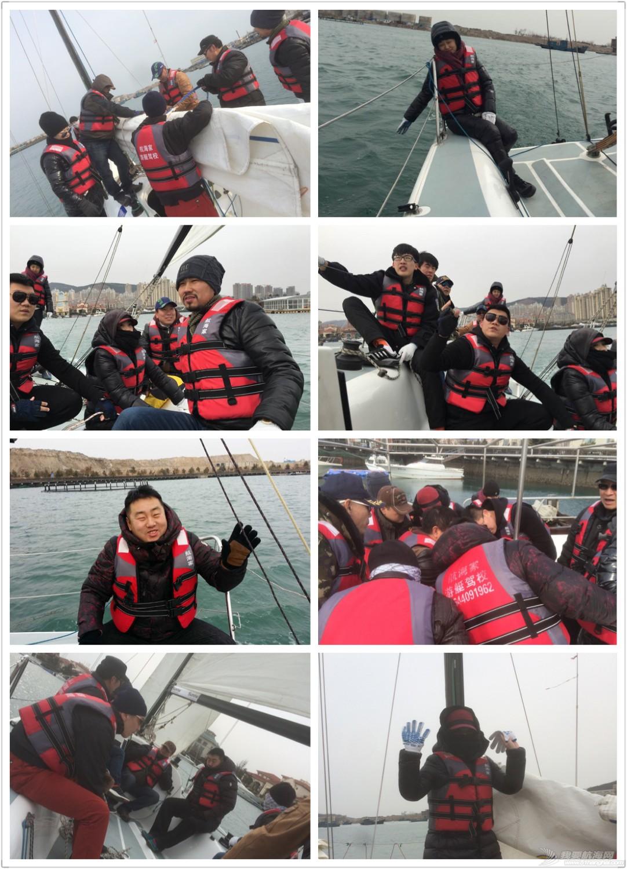 Sailing! Sailing! Sailing!