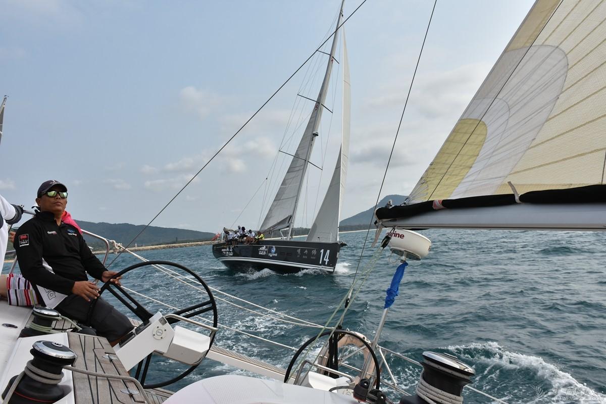 帆船 圆梦海帆赛,elan E5帆船载誉而归 20.jpg