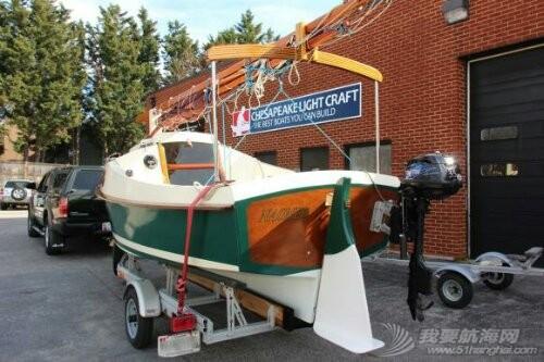 口袋船pocketship,最适合国人diy的帆船,一起购买图纸!
