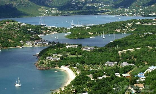 安提瓜岛,帆船 绝对不容错过!---安提瓜岛航海狂欢周 Antigua-1.jpg