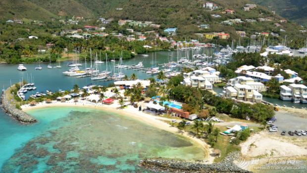 英属维尔京,群岛,春季帆船赛,帆船节 英属维尔京群岛春季帆船赛和帆船节盛大开幕! BVI-1.png