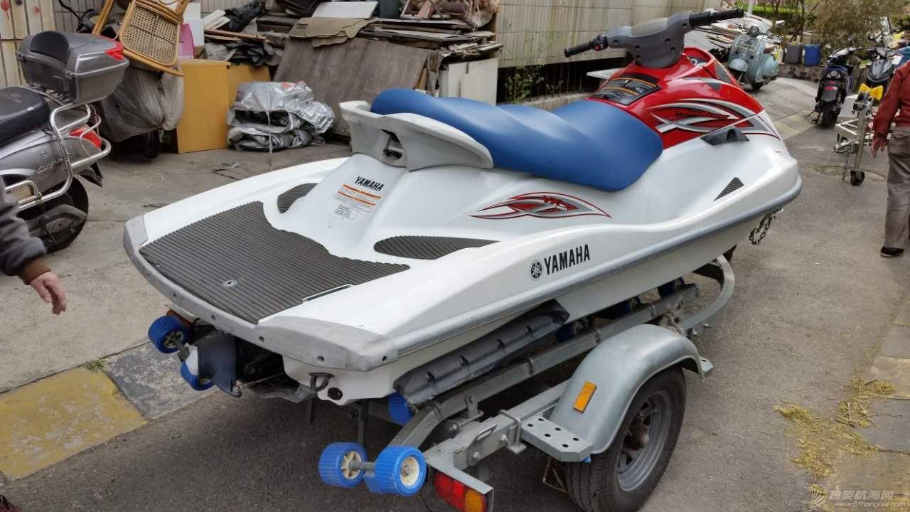 摩托艇,北京,1100 北京出售雅马哈VX-700摩托艇,船体无伤,原船油漆 IMG_9664.JPG