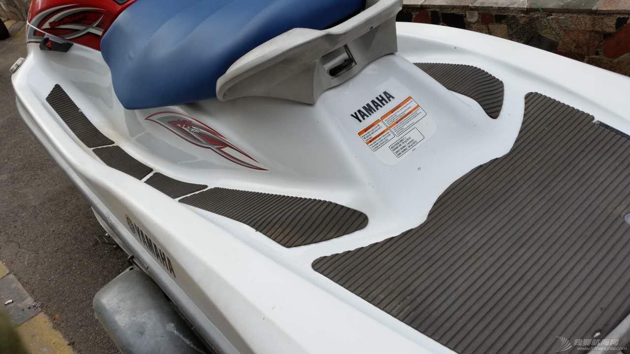 摩托艇,北京,1100 北京出售雅马哈VX-700摩托艇,船体无伤,原船油漆 IMG_9660.JPG