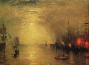 帆船,复古 几张复古的帆船油画 4.pic.jpg