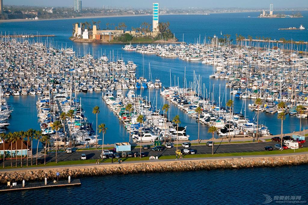 加州,长岛,世界帆船巡回对抗赛 你心中真正的纯帆船顶级赛事是什么? 长滩2.jpg