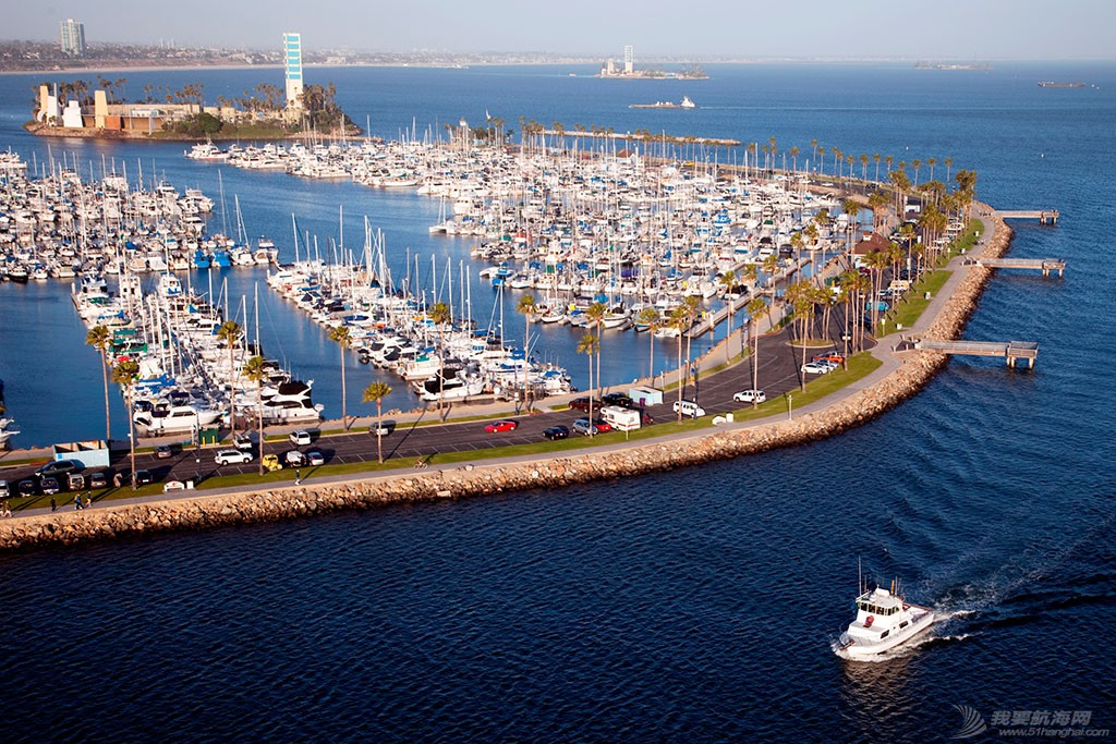 加州,长岛,世界帆船巡回对抗赛 你心中真正的纯帆船顶级赛事是什么? 长滩3.jpg