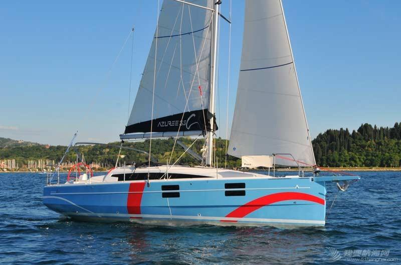 帆船 AZUREE 33C 阿兹尔33C单体帆船 AZUREE 33C单体帆船