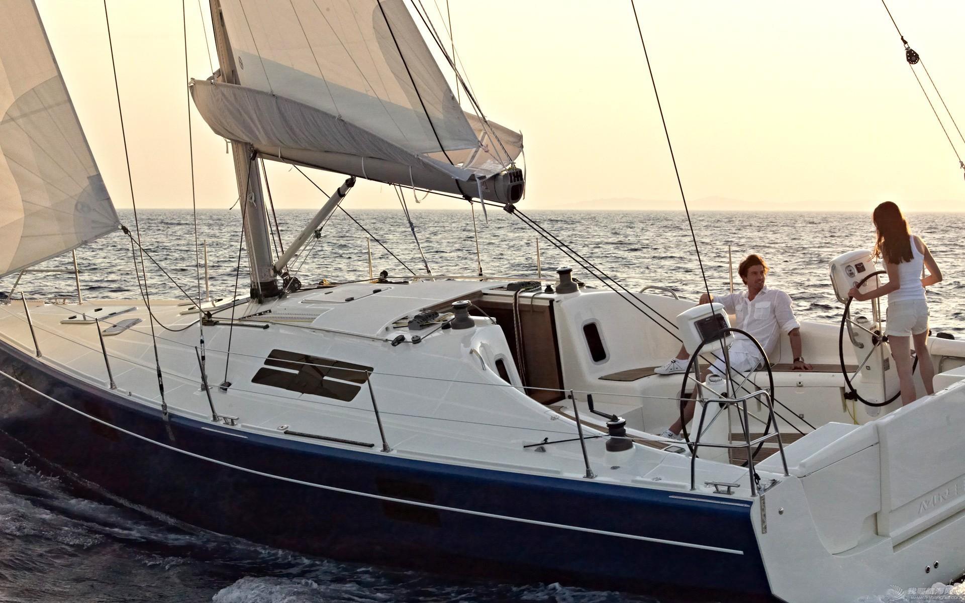 帆船 AZUREE 40 阿兹尔40英尺单体帆船 阿兹尔40帆船