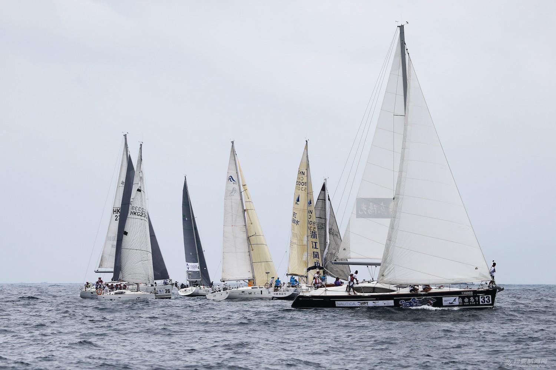 极端天气,亚龙湾,大自然,委员会,组委会 浪高无风,考验十足----第4届司南杯大帆船赛场地赛Day1 mmexport1460297274447.jpg