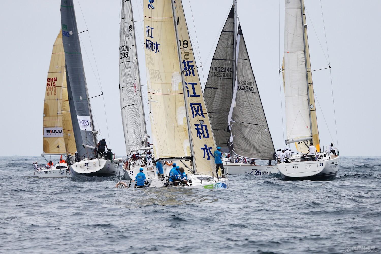极端天气,亚龙湾,大自然,委员会,组委会 浪高无风,考验十足----第4届司南杯大帆船赛场地赛Day1 mmexport1460297277260.jpg