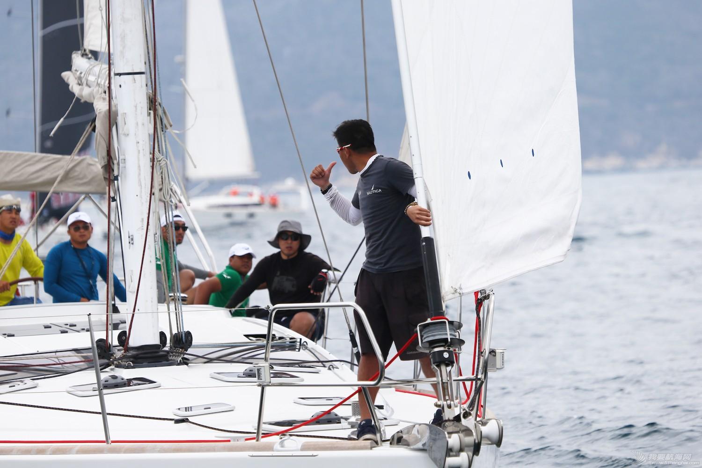 极端天气,亚龙湾,大自然,委员会,组委会 浪高无风,考验十足----第4届司南杯大帆船赛场地赛Day1 mmexport1460297285736.jpg