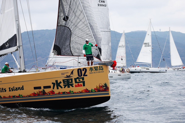 极端天气,亚龙湾,大自然,委员会,组委会 浪高无风,考验十足----第4届司南杯大帆船赛场地赛Day1 mmexport1460297288358.jpg