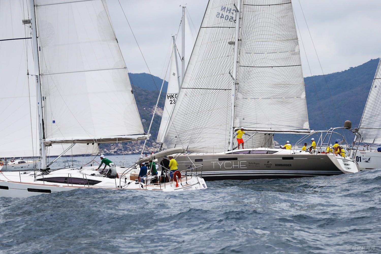 极端天气,亚龙湾,大自然,委员会,组委会 浪高无风,考验十足----第4届司南杯大帆船赛场地赛Day1 mmexport1460297291259.jpg