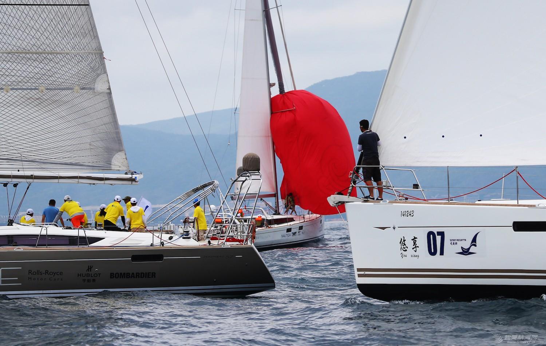 极端天气,亚龙湾,大自然,委员会,组委会 浪高无风,考验十足----第4届司南杯大帆船赛场地赛Day1 mmexport1460297294044.jpg