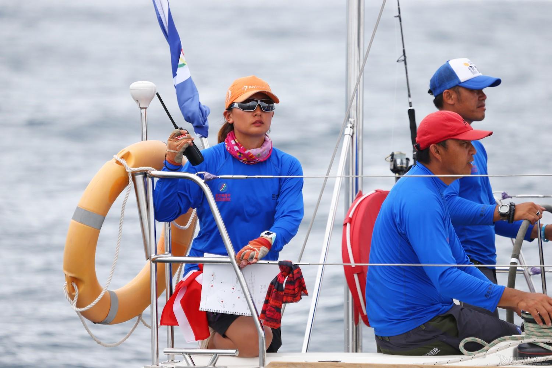 极端天气,亚龙湾,大自然,委员会,组委会 浪高无风,考验十足----第4届司南杯大帆船赛场地赛Day1 mmexport1460297303122.jpg