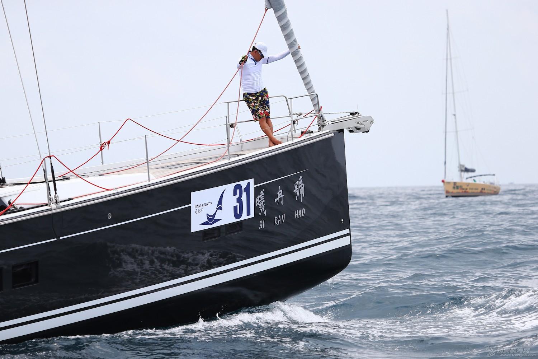 极端天气,亚龙湾,大自然,委员会,组委会 浪高无风,考验十足----第4届司南杯大帆船赛场地赛Day1 mmexport1460297305957.jpg