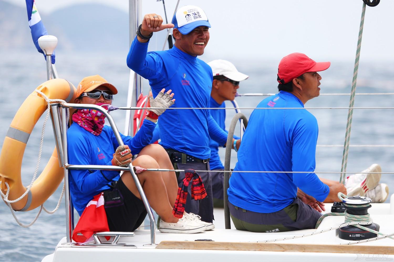 极端天气,亚龙湾,大自然,委员会,组委会 浪高无风,考验十足----第4届司南杯大帆船赛场地赛Day1 mmexport1460297309187.jpg